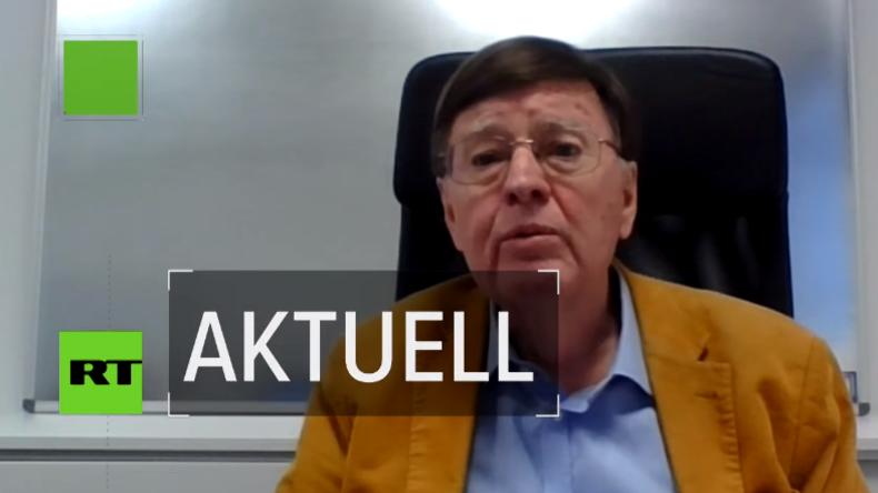 """Soziologe Klingemann zu RT: """"Merkel ist eine glorreiche Ausnahme"""" (Video)"""
