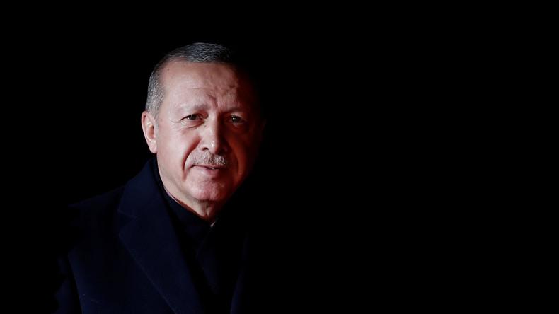 Erdogan setzt in Türkei 10.000 neue Stadtteilwächter ein