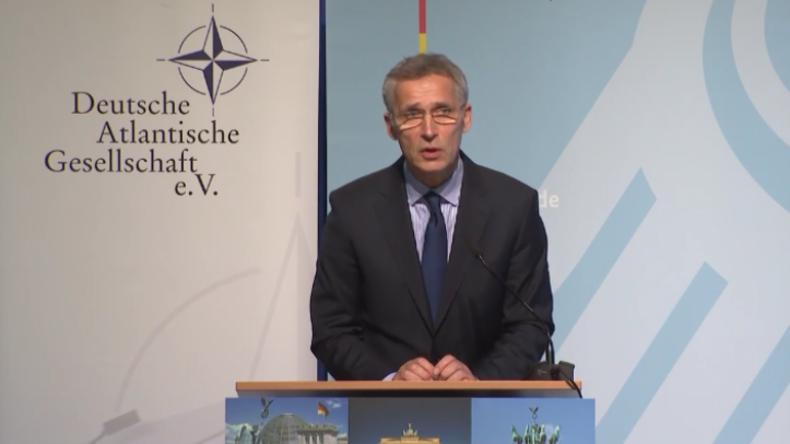 """NATO-Generalsekretär warnt vor russischen Nuklear-Raketen: """"Sie können Berlin erreichen"""""""
