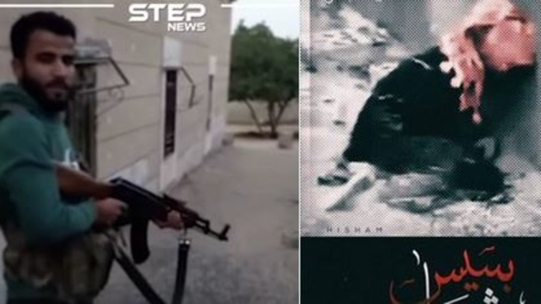 Mo(r)derat? Rebell aus Freier Syrischer Armee begeht Ehrenmord an Schwester vor laufender Kamera