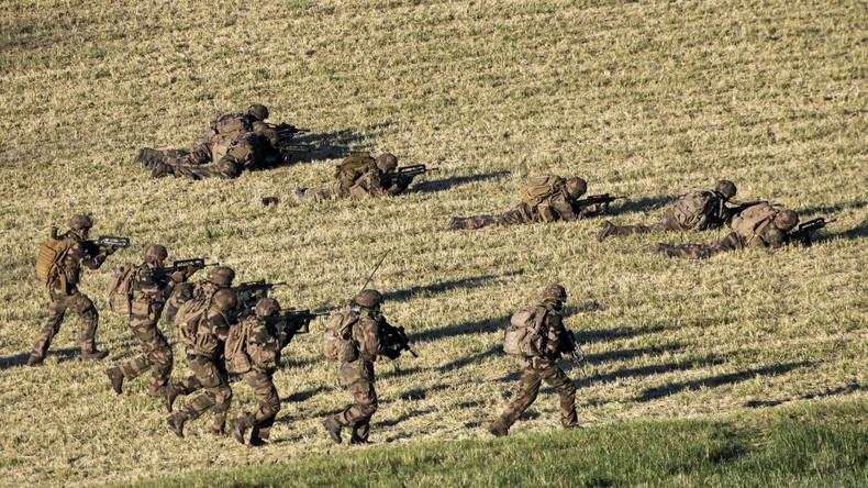 Slowenische Militärs beschweren sich über Kälte bei NATO-Übungen in Norwegen
