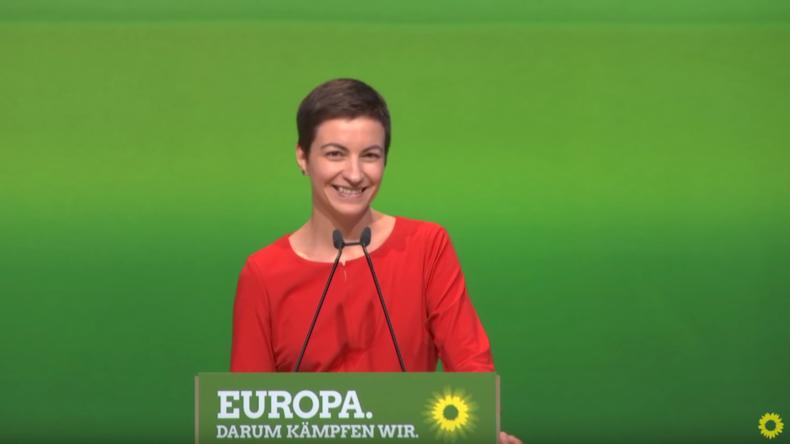 Ska Keller: Europa ist, wenn die syrischen Neubürger mitschunkeln zu Franzi aus Spremberg!