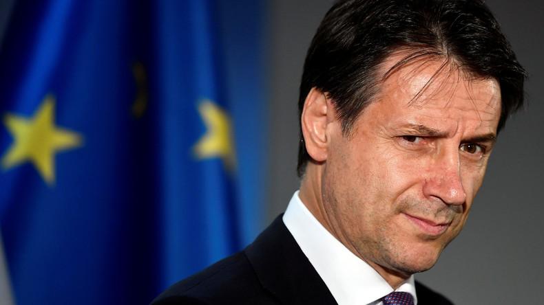 Nur noch Zeit bis Mitternacht - Italien bleibt im Haushaltsstreit mit EU hart