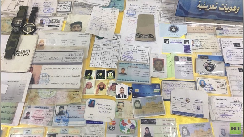 """Exklusiv-Reportage von RT: Dienst im Namen der Terrormiliz """"Islamischer Staat"""""""