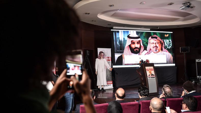 Fall Khashoggi: Abgehörter Anruf nach dem Mord deutet auf saudischen Kronprinzen als Drahtzieher hin