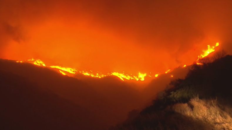 Massive Waldbrände in Kalifornien: Zahl der Toten steigt auf 44