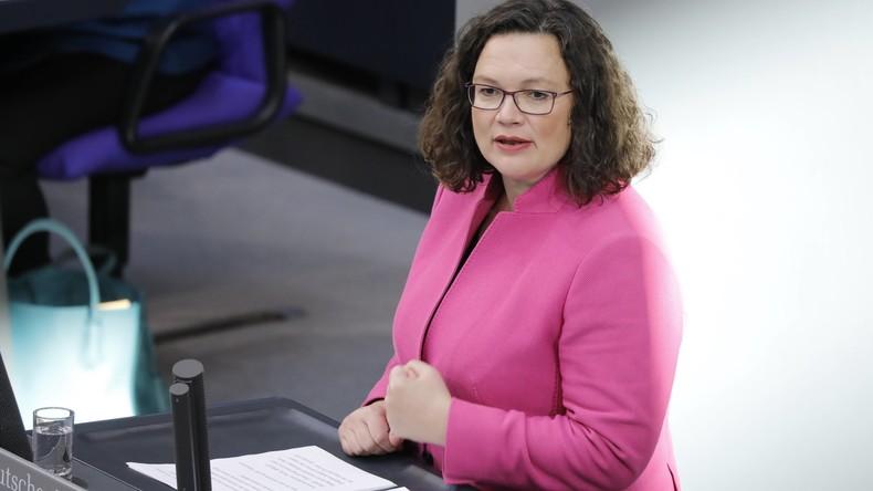 SPD verabschiedet sich wieder von Agenda 2010 – aber keiner nimmt sie ernst