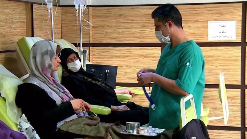 US-Sanktionen treffen iranische Krebspatienten, die auf importierte Medikamente angewiesen sind