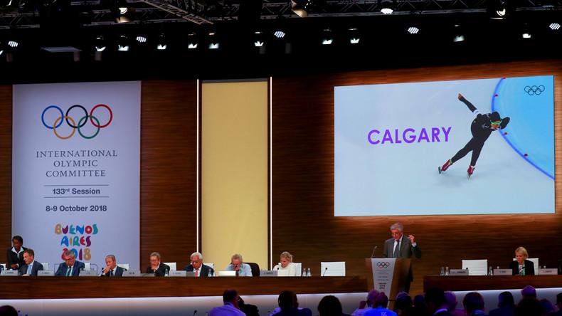 Calgary entscheidet sich gegen Bewerbung um Winterspiele 2026