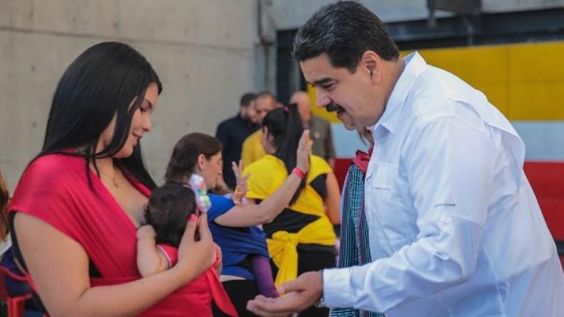 Maduro bittet UN um Hilfe bei Umgehung der US-Sanktionen – um Medikamente für seine Bürger zu kaufen