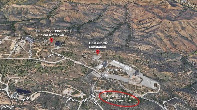 Waldbrand in Kalifornien erfasst Chemie- und Nuklearlabor – Wissenschaftler, Bevölkerung beunruhigt