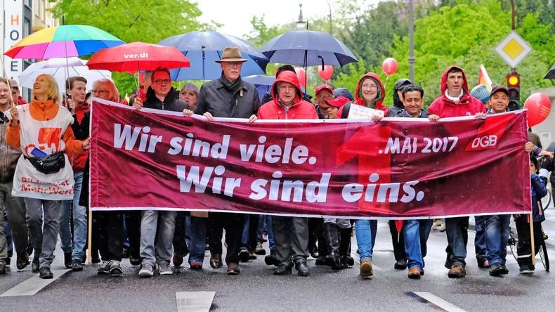 """Die Gewerkschafts-Exorzisten: Wenn deutsche Unternehmer """"Rot"""" sehen"""