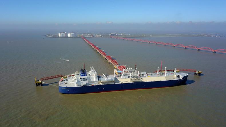 Energiehungriges Thailand erwägt Einkauf von russischem Flüssiggas