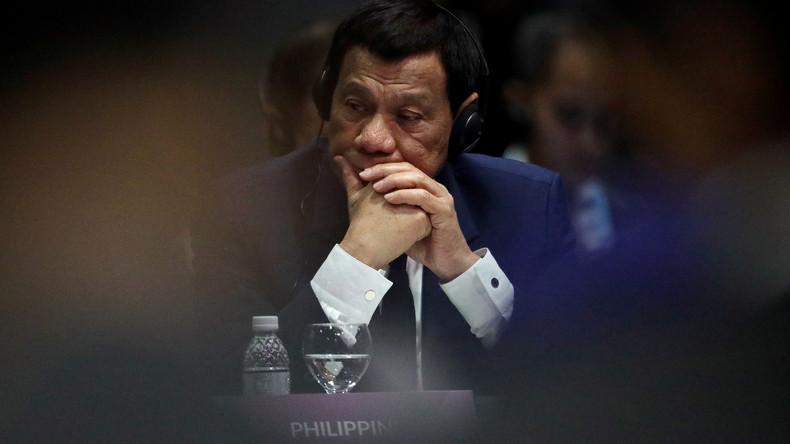 Philippinischer Präsident Duterte verpasst Treffen während ASEAN-Gipfels, um sich auszuschlafen