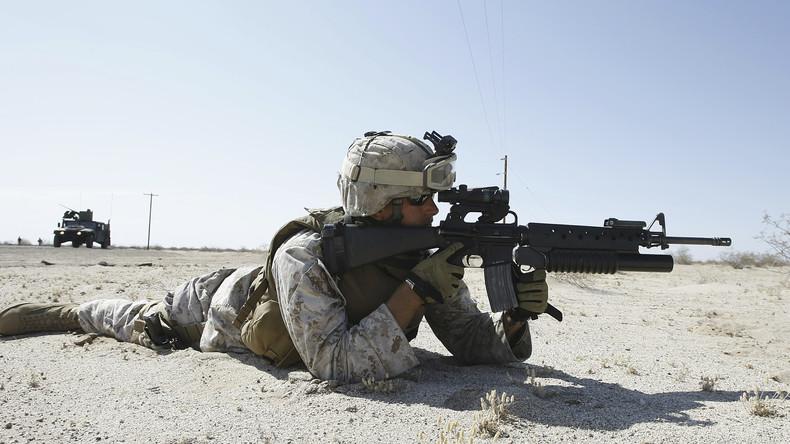 """Studie: USA """"investierten"""" seit 2001 fast sechs Billionen US-Dollar für Kriege im Nahen Osten"""