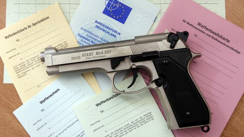 """Zur """"Teambildung"""": US-Firma schenkt Mitarbeitern Waffen als Weihnachtsgeschenk"""