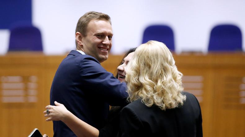 Europäischer Gerichtshof für Menschenrechte gibt Klage des Kremlkritikers Nawalny gegen Moskau statt