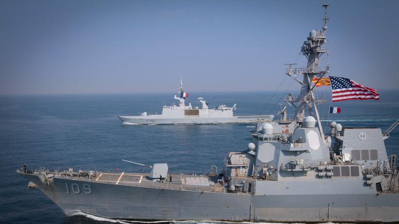 Alarm-Studie für den Kongress: USA würden Krieg gegen Russland oder China verlieren