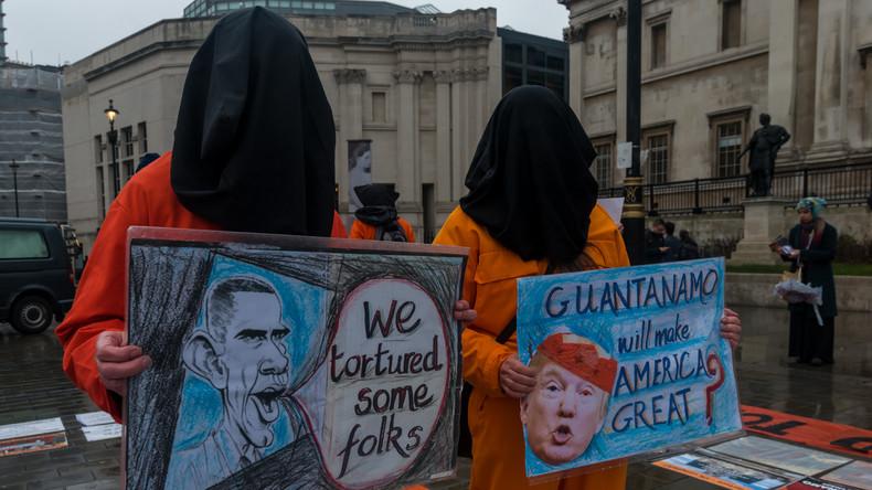 """Menschenversuche in den USA: CIA experimentierte mit """"Wahrheitsserum"""" an Gefangenen (Video)"""