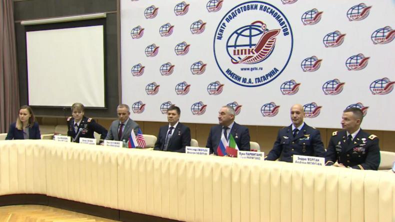 Russland: Crew der Expedition 58/59 vertraut auf die Zuverlässigkeit der Sojus-Raumsonden