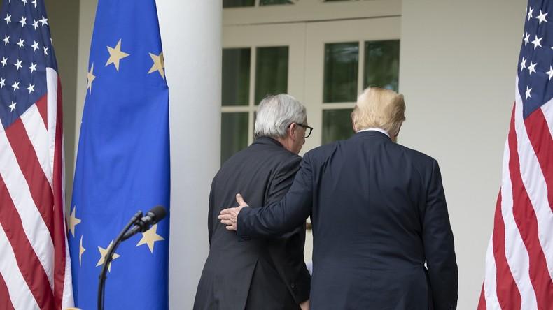 Große Sprüche, nichts dahinter: EU beugt sich US-Druck - keine alternativen Zahlungswege mit Iran