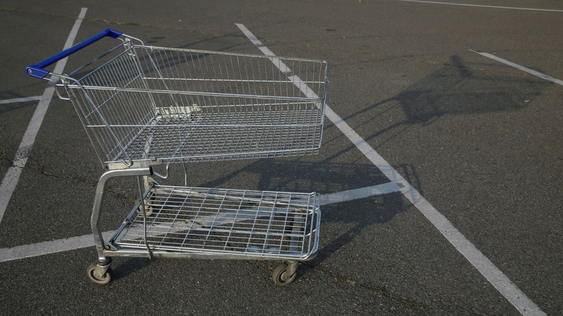 """Melbournes Held in Haft: """"Mann mit dem Einkaufswagen"""" bekommt Probleme mit Polizei"""