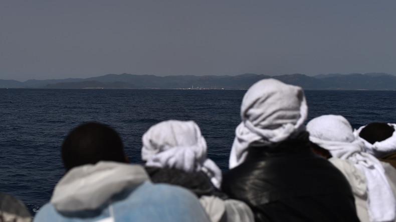 Mehrere Migranten sterben bei Bootsunglück vor Sardinien