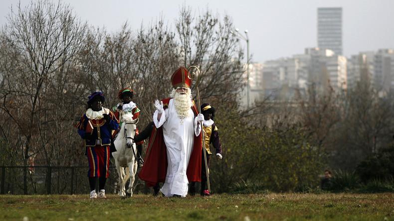 Niederlande: Proteste beim Einzug von Nikolaus und Zwarte Piet
