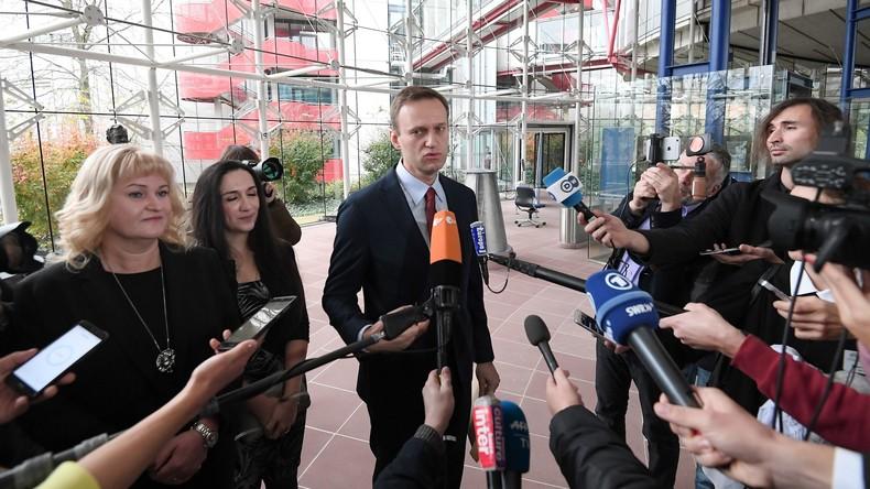 AfD-Spende, EU-Armee, Nawalny-Prozess: Ein Wochenrückblick auf den medialen Abgrund
