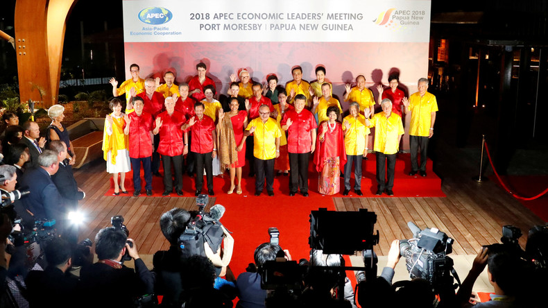 APEC-Gipfel endet ohne gemeinsame Abschlusserklärung