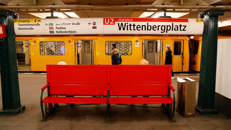 Obdachlose dürfen nicht in Berliner U-Bahnhöfen übernachten