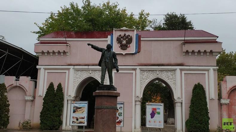 Reisebericht: Machatschkala am Kaspischen Meer