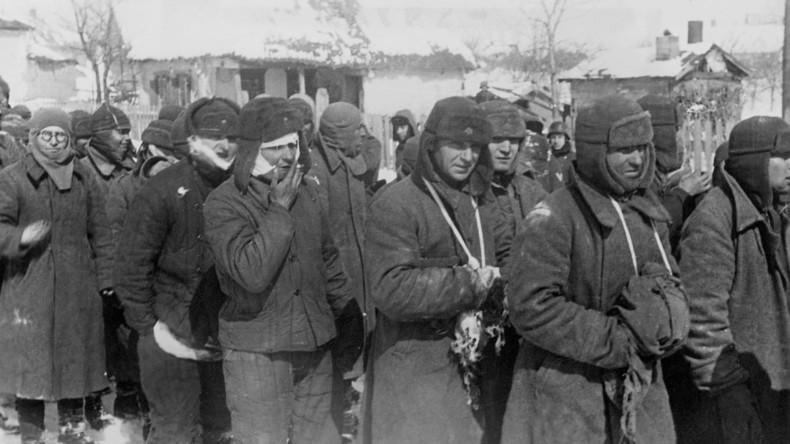 """1941/42: Massensterben in der Lüneburger Heide - """"Sie aßen die Rinde der Bäume"""""""