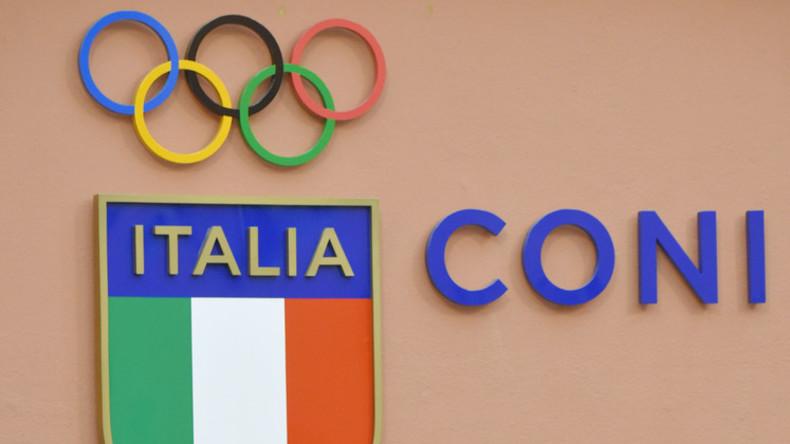Streit zwischen Olympia-Komitee und Regierung in Italien