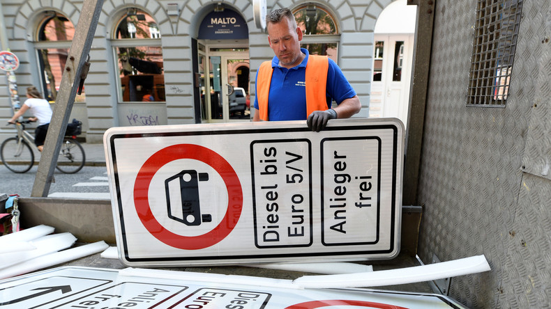 Diesel-Fahrverbote möglicherweise unverhältnismäßig: Falschmessungen bei Abgaswerten