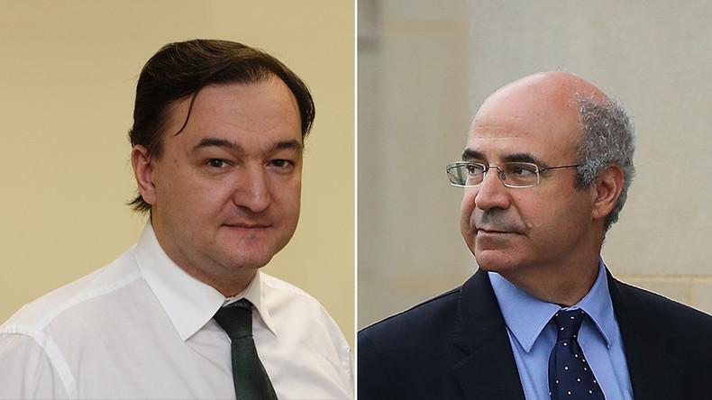 Russische Staatsanwaltschaft: Magnitsky wurde wahrscheinlich auf Anordnung von Browder vergiftet