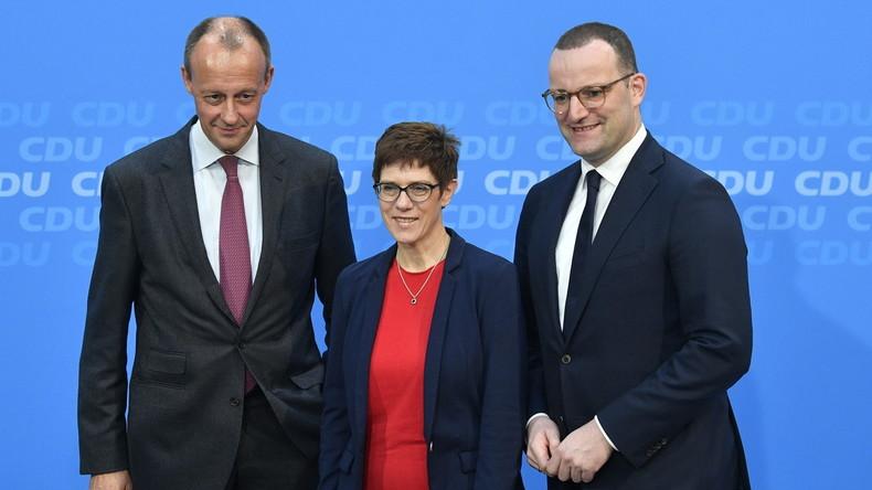 Nach Spahn-Vorstoß: Offener Streit in der CDU um UN-Migrationspakt
