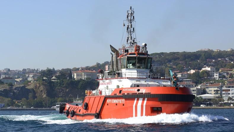 Türkische Küstenwache greift 44 Migranten in Ägäis auf