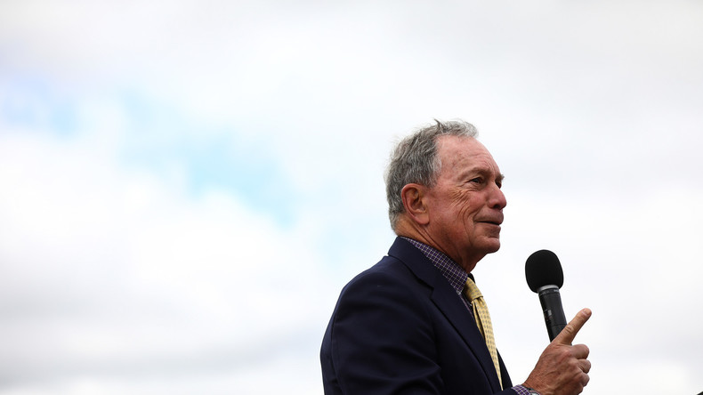 Michael Bloomberg spendet US-Universität 1,8 Milliarden Dollar