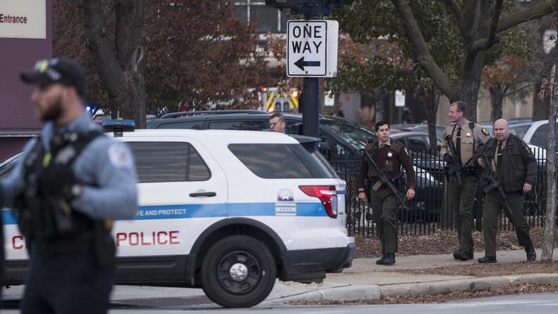 Vier Tote nach Schüssen an Krankenhaus in Chicago