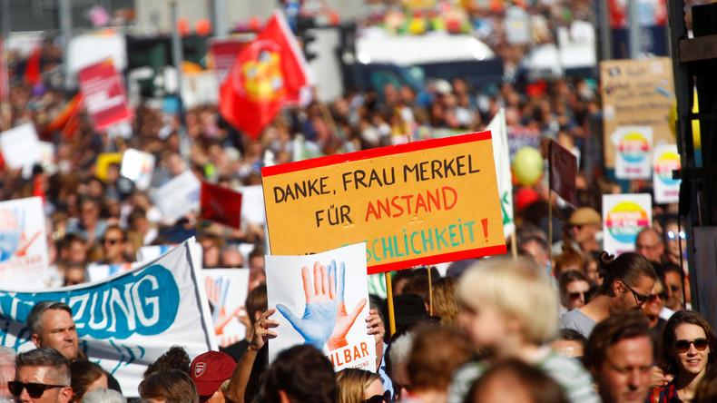 An der Migrationspolitik zeigt sich die Unehrlichkeit von Regierung und Politik
