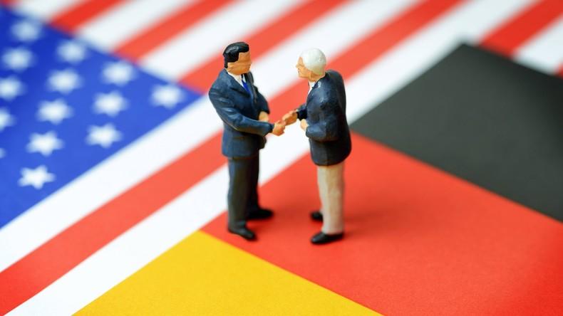 Die USA-Lobby: Deutsche Staatsmedien im Fadenkreuz der Transatlantik-Gefolgsleute