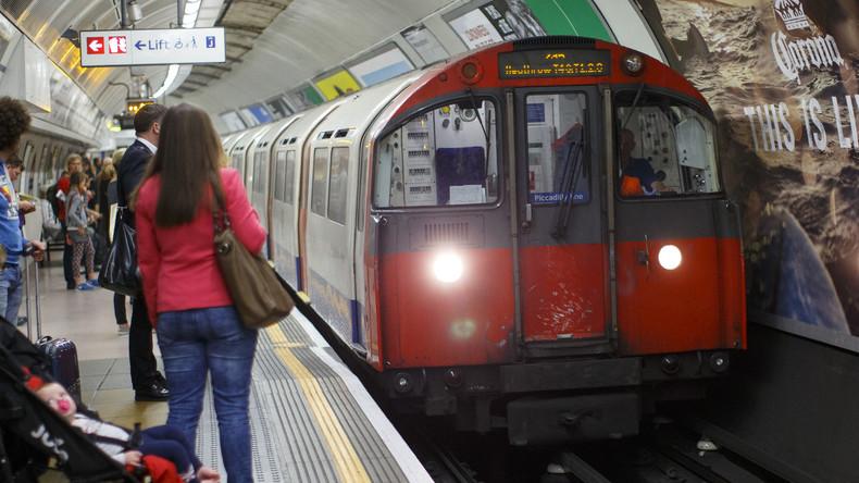 Londoner U-Bahn dringend renovierungsbedürftig – Siemens erhält Milliardenauftrag
