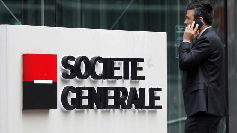 Französische Bank bezahlt hohe Geldstrafen an US-Behörden für Geschäfte in Kuba und im Iran