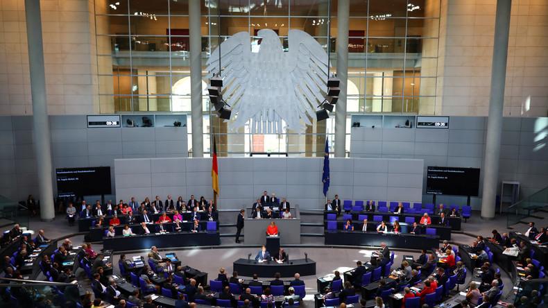 LIVE: 64. Sitzung des Deutschen Bundestages