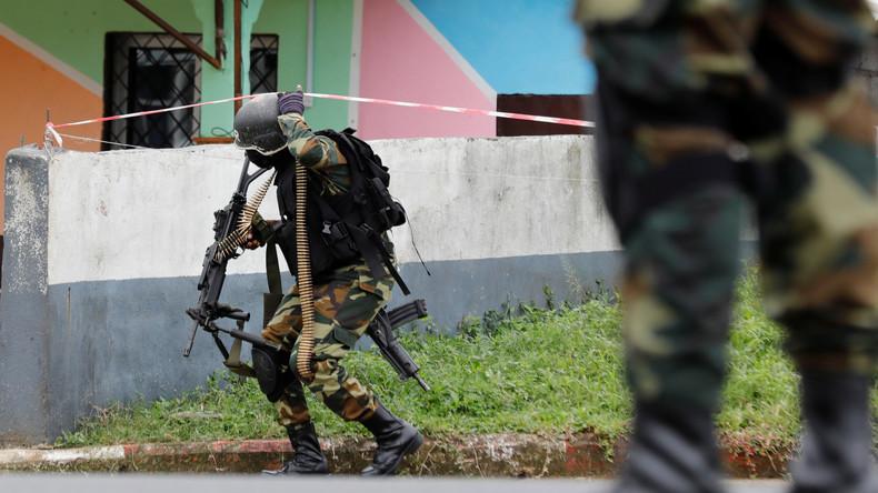 Erneut Dutzende Schüler in Kamerun entführt - Behörden geben Separatisten die Schuld (aktualisiert)