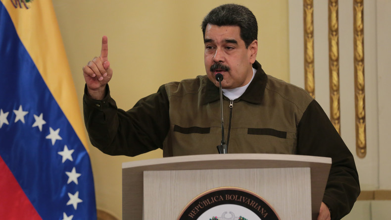Zerstörung des Ölsektors: USA wollen Venezuela in die Liste der Terror-Sponsoren aufnehmen