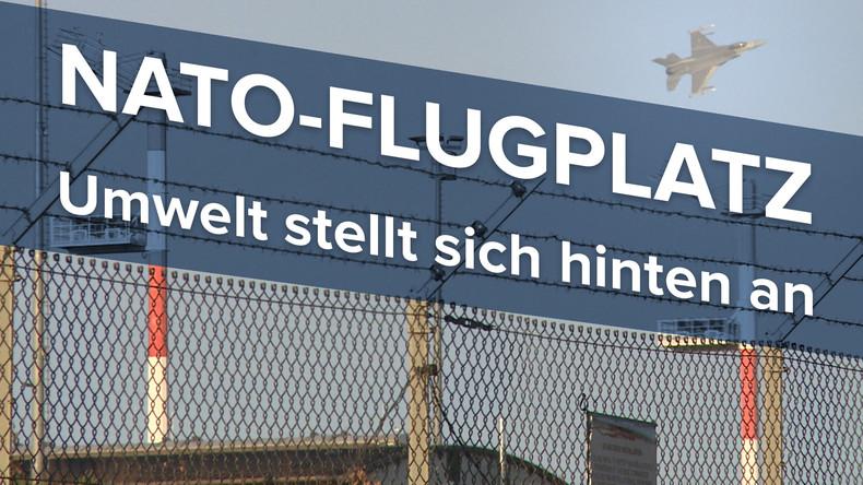 US-Luftwaffenstützpunkt in Spangdahlem: Nebenwirkungen inklusive (Video)