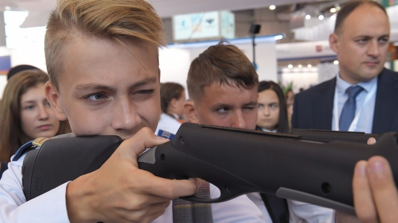 Nach Massaker von Kertsch: Russische Gesetzgeber wollen Gesetz zum Waffenbesitz verschärfen