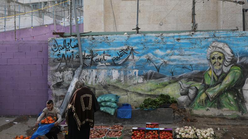Vertreibung aus Ost-Jerusalem: Palästinensische Ladenbesitzer ihrer Existenz beraubt